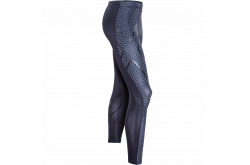 2XU Men's Universal Compression Tights Print/ Мужское компрессионное  трико с принтом, Одежда для бега - в интернет магазине спортивных товаров Tri-sport!