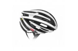 Zerorh+ Z MIPS (Matt White-Bridge Matt Black) / Шлем велосипедный, Шлемы - в интернет магазине спортивных товаров Tri-sport!