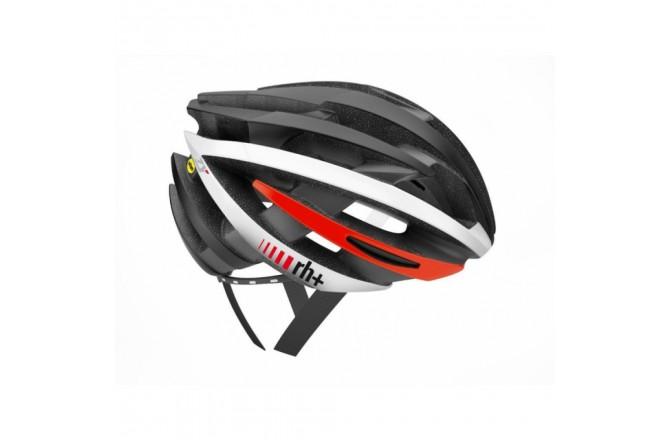 Zerorh+ Z MIPS (Matt Black-Arrow Shiny White-Red) / Шлем велосипедный, Шлемы - в интернет магазине спортивных товаров Tri-sport!