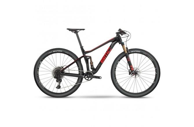 BMC Agonist 01 ONE carbon/red/grey XX1 Eagle 2018 / Велосипед MTB, Двухподвесы - в интернет магазине спортивных товаров Tri-sport!