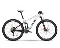 BMC Agonist 02 ONE white/black/red 2018 / Велосипед MTB@