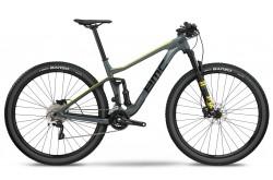 BMC Agonist 02 TWO grey/black/yellow Deore /XT 2018 / Велосипед MTB, Велосипеды - в интернет магазине спортивных товаров Tri-sport!