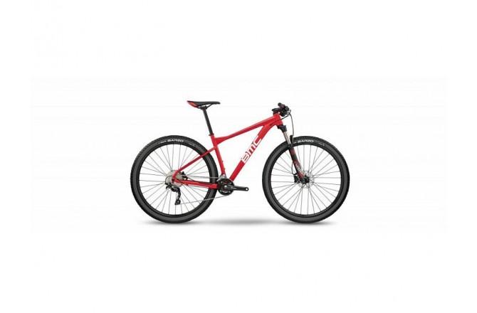 BMC Teamelite 03 THREE Red/White/Black Deore Mix 2018 / Велосипед MTB, Горные - в интернет магазине спортивных товаров Tri-sport!
