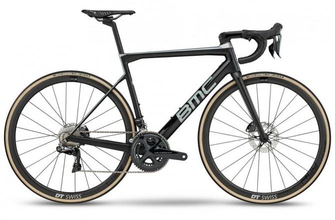 BMC Teammachine SLR01 Disc ONE Carbon/grey/grey Ultegra Di2 2018 / Велосипед шоссейный, Шоссейные - в интернет магазине спортивных товаров Tri-sport!
