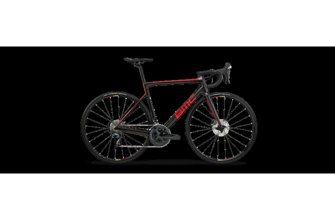 BMC Teammachine SLR02 Disc TWO Carbon/red/red 2018 / Велосипед шоссейный, Шоссейные - в интернет магазине спортивных товаров Tri-sport!