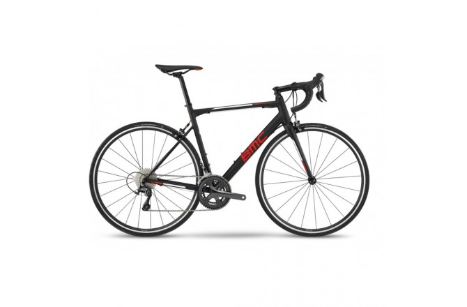 BMC Teammachine ALR01 THREE Black/White/Red 2018 / Велосипед шоссейный, Шоссейные - в интернет магазине спортивных товаров Tri-sport!