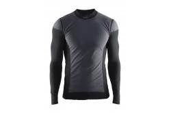 Craft ACTIVE EXTREME 2.0 WS / Рубашка с ветрозащитной вставкой мужская, Утепленные футболки - в интернет магазине спортивных товаров Tri-sport!