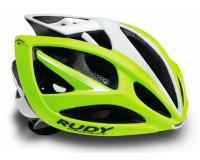Каска RP AIRSTORM LIME FLUO/WHITE SHINY S-M
