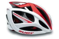 Rudy Project Airstorm White/Red Shiny L / Шлем, Шлемы - в интернет магазине спортивных товаров Tri-sport!