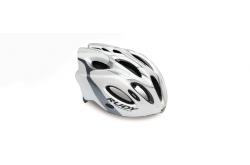 Каска RP SNUGGY WHITE/TITAN/SILVER SHINY S-M, Шлемы - в интернет магазине спортивных товаров Tri-sport!