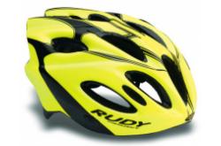 Каска RP SNUGGY YELLOW FLUO/BLACK SHINY L, Шлемы - в интернет магазине спортивных товаров Tri-sport!