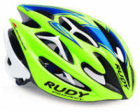 Rudy Project Sterling Cannondale Lime/Blue/White L / Шлем