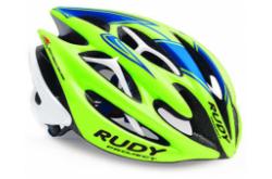 Rudy Project Sterling Cannondale Lime/Blue/White L / Шлем, Шлемы - в интернет магазине спортивных товаров Tri-sport!