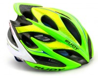 Каска RP WINDMAX CANNONDALE LIME/BLUE/WHITE S-M