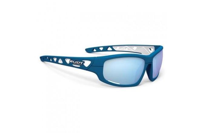 Rudy Project Airgrip Blue Metal Matt - Mls Ice / Очки, Очки - в интернет магазине спортивных товаров Tri-sport!