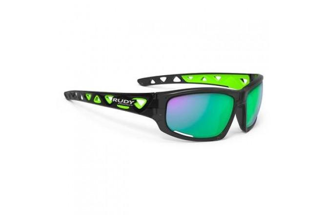 Rudy Project Airgrip Crystal Graphite - Multilaser Green / Очки, Очки - в интернет магазине спортивных товаров Tri-sport!