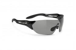 Очки Rudy Project HYPERMASK BLACK G.-SMOKE BLACK RUBBER, Оптика - в интернет магазине спортивных товаров Tri-sport!