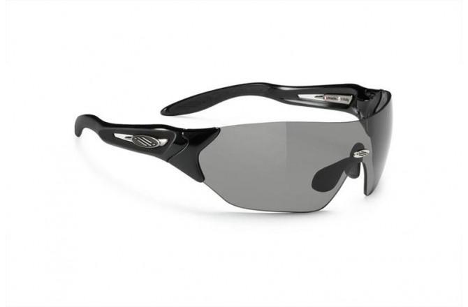 Rudy Project Hypermask Black G.-Smoke Black Rubber / Очки, Очки - в интернет магазине спортивных товаров Tri-sport!