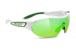 Очки Rudy Project HYPERMASK PERF.WHITE MLS GREEN