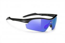 Очки Rudy Project REVENGE BLACK G-MLS PURPLE BLACK RUBBER, Оптика - в интернет магазине спортивных товаров Tri-sport!