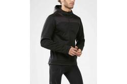 2XU HEAT Membrane Hooded Jacket / Мужская мембранная куртка с капюшоном, Зимний бег - в интернет магазине спортивных товаров Tri-sport!