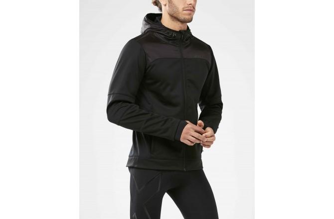 2XU HEAT Membrane Hooded Jacket / Мужская мембранная куртка с капюшоном, Куртки - в интернет магазине спортивных товаров Tri-sport!