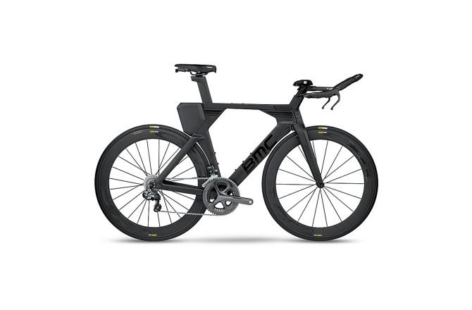 BMC Timemachine 01 Disc ONE Carbon/Black/Black Dura Ace Di2 / Велосипед для триатлона, Для триатлона - в интернет магазине спортивных товаров Tri-sport!