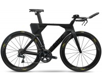 BMC Timemachine 01 THREE Carbon/Black Ultegra Di2 2019 / Велосипед для триатлона