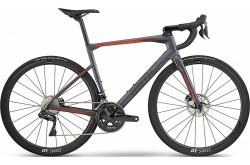BMC Roadmachine RM01 THREE Ultegra Di2 Grey/Black/Orange 2019 / Шоссейный велосипед