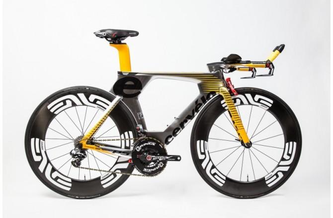 Cervelo P5 Six MTN Team / Велосипед для триатлона, Для триатлона - в интернет магазине спортивных товаров Tri-sport!