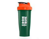 IRONTRUE Green - Red - Green 600ml / Шейкер
