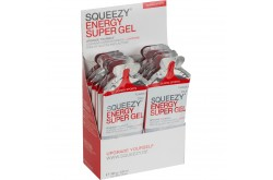 Squeezy Energy Super Gel / Гель с электролитами и кофеином