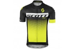 Scott RC Pro black/sulphur yellow SCT17/ Майка, Джерси - в интернет магазине спортивных товаров Tri-sport!
