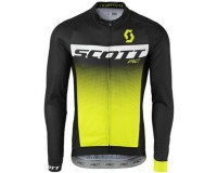 Scott RC Pro black/sulphur yellow SCT17/ Джерси