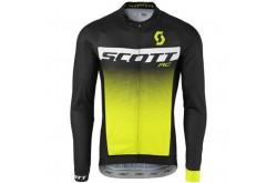 Scott RC Pro black/sulphur yellow SCT17/ Джерси, Джерси - в интернет магазине спортивных товаров Tri-sport!