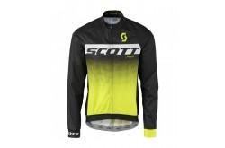 Scott RC Pro WB black/sulphur yellow SCT17/ Куртка, Куртки и дождевики - в интернет магазине спортивных товаров Tri-sport!