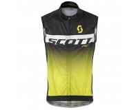 Scott RC Pro WB black/sulphur yellow / Жилет