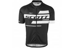 Scott RC Team 10 black/white SCT17/ Майка, Джерси - в интернет магазине спортивных товаров Tri-sport!