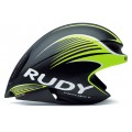 Rudy Project WING57 BLACK/LIME FLUO MATT L / Каска