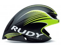 Rudy Project WING57 BLACK/LIME FLUO MATT S-M / Каска