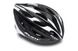 Каска Rudy Project ZUMAX BLACK/WHITE SHINY L, Шлемы - в интернет магазине спортивных товаров Tri-sport!