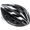 Каска Rudy Project ZUMAX BLACK/WHITE SHINY S/M