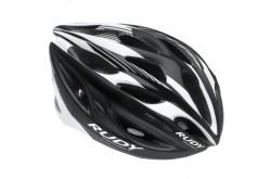 Каска Rudy Project ZUMAX BLACK/WHITE SHINY S/M, Шлемы - в интернет магазине спортивных товаров Tri-sport!