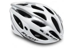 Каска RP ZUMAX WHITE/SILVER SHINY L, Шлемы - в интернет магазине спортивных товаров Tri-sport!