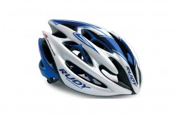 Каска Rudy Project STERLING RD WHITE/BLUE SHINE S-M, Шлемы - в интернет магазине спортивных товаров Tri-sport!