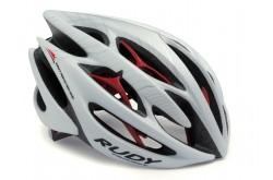 Каска RP STERLING RD WHITE/SILV/RED S/M, Шлемы - в интернет магазине спортивных товаров Tri-sport!