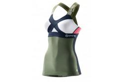 Топ женский Skins DNAmic Womens Tank Top, Компрессионные футболки - в интернет магазине спортивных товаров Tri-sport!