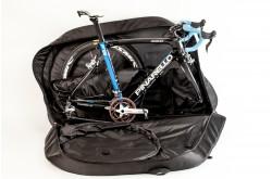 ABpoint Bike Case Soft Road&Tri bl-white/ Чехол для велосипеда вес 5.7 кг, Велочехлы и сумки - в интернет магазине спортивных товаров Tri-sport!