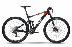 Велосипед MTB BMC Fourstroke FS01 XT Fire 2017, Двухподвесы - в интернет магазине спортивных товаров Tri-sport!