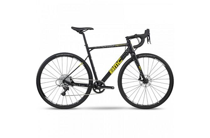 BMC Crossmachine CXA01 Rival 1 Black Yellow 2017 / Велосипед кроссовый, Циклокроссовые - в интернет магазине спортивных товаров Tri-sport!